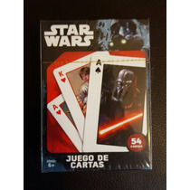 Baraja Poker Star Wars Coleccionable