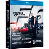 Velozes & Furiosos A Coleção Completa (7 Blu-rays) - Lacrado
