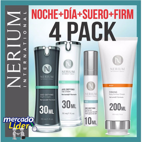 Nerium Pack: Dia + Noche + Cuerpo + Suero * Optimera