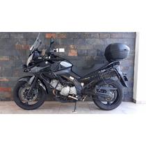 Touring Suzuki Vstrom Dl 650 Negra Mod 2010 71479 Kms