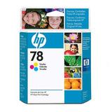 Tinta Hp 78 Tricolor Deskjet 970 P1000 P1100