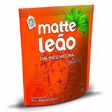 Matte Leão - Chá Mate Natural Solúvel 250g Solúvel - Faz 50l