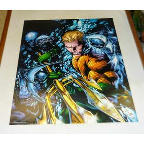 Print Dc New 52 Aquaman / Flash