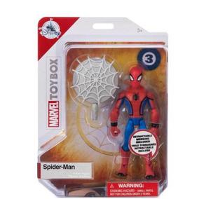 Homem Aranha - Marvel Toybox - Lançamento Disney Store