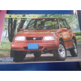 Jeep Suzuki Vitara Jlx Armable Coleccion Escala 1:21 4x4