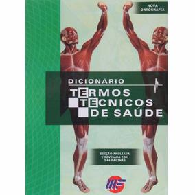 Dicionário De Termos Técnicos De Saúde + Cd !!!