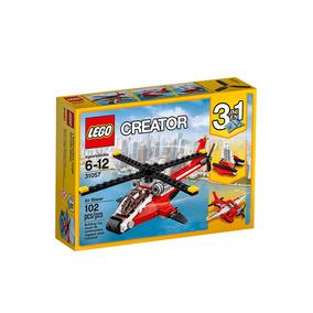 Lego Creator - Modelo 3 Em 1: Céu E Mar