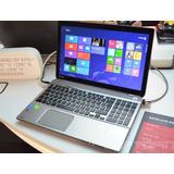 Toshiba Gamer P55 I7 Full Hd Nvidia 2gb Video Bluray Lenovo