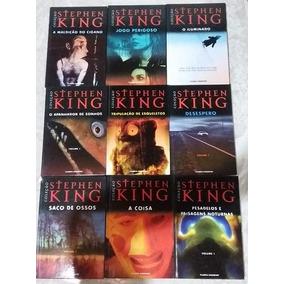 L003 Coleção Stephen King 32 Vol. Capa Dura - É De Arrepiar!