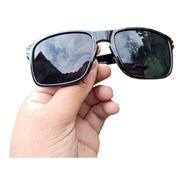 Óculos De Sol Quadrado Masculino Emborrachado Para Praia