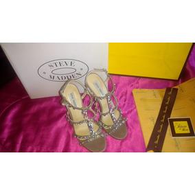 Hermosas Zapatillas Steve Madden Majestic 24 Originales!!!!!