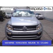 Volkswagen Vw Amarok Trendline 4x4 C/d 140 Cv + Sen Est Es