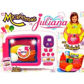 Set Juliana Cocina Con Microondas