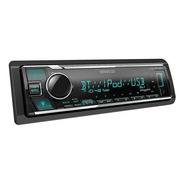 Radio Carro Kenwood Kmm-bt328 Bluetooth Usb Aux Multicolor