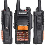Rádio Dual Band À Prova D'água Alta Potência 10w Uv9r
