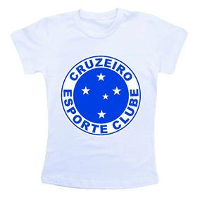 Kit Infantil Cruzeiro - Camisetas Manga Curta no Mercado Livre Brasil 59dcf148873f2