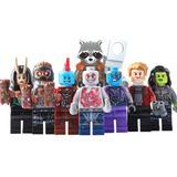 Set Guardianes De La Galaxia Vol. 2 Compatible Con Lego