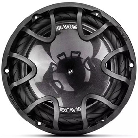 Alto Falante Subwoofer Bravox Premium 220w Rms 4 Ohms
