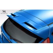 Aleron Spoiler Trasero Para Ford Fiesta 11-14 Hatchback.