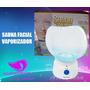 Sauna Facial Y Vaporizador Dea Diva