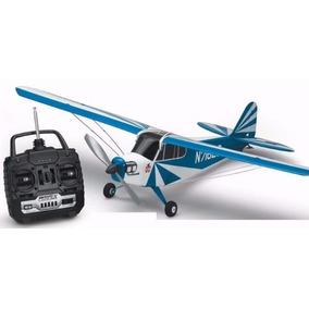 Avião Elétrico Kyosho Clipped Wing 40mhz Azul - Aeromodelo