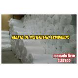 Manta De Polietileno Expandido 2mm P/piso Laminado Embalagem