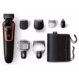 Set Cuidado Personal Philips Qg3340/16 Para Barba Lavable