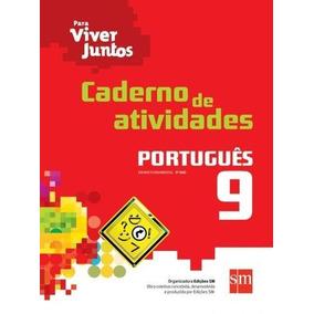 Para Viver Juntos - Portugues - Caderno De Atividades - 9º A