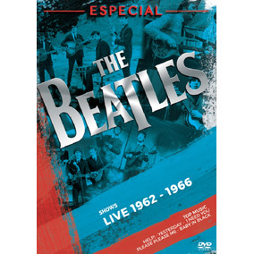 The Beatles Live 1962 / 1966 - Dvd Rock