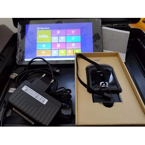 Tablet + Scanner Vpecker Easydiag Mesmas Funções Launch X431