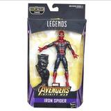 Spider Man Iron Infinity War Marvel Legends Baf Thanos