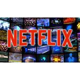 Conta Netflix Premium 4 Telas Ultra Hd