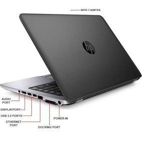 Notebook Elitebook I7 4600 Com Hd Ssd 120gb E 8gb