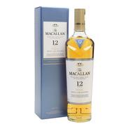 Estuche Whisky The Macallan 12 Años X700cc