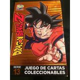 Mazo Dragón Ball Z Serie 13 Completo Las 152 Cartas