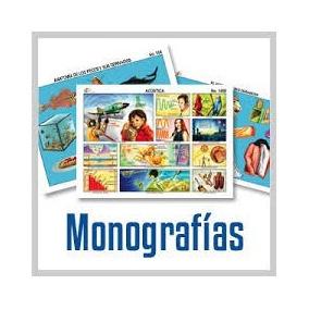 Monografias Escolares, Biografias, Mapas Y Esquemas 2018