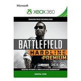 Battlefield Hardline Premium Season Pass - Código Xbox 360