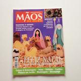 Revista Mãos De Ouro Natal Biscuit Pintura Gesso Velas N°55