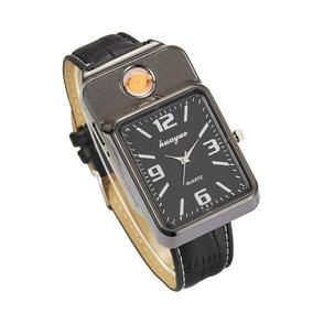 Reloj De Cuarzo Y Carga Usb Cigarrillo Electrónico