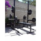 Power Rack , Jaula De Crossfit, Gym Pesas Profesional