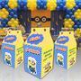 30 Caixinha Surpresa Caixa Leite (milk) Personalizadas