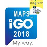 Mapa Argentina 2018 Igo8 Igo Primo En Stereos Y Gps Chino