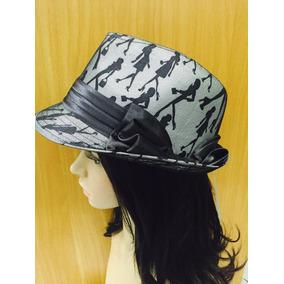 Sombrero Fedora Con Estampados
