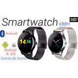 Smartwatch Reloj Inteligente K88h Celular Iphone Ios Android