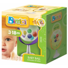 Bimbi Baby Ball Sonajero De Mesa