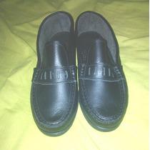 Zapatos Colegiales Mocasines Van Liceo Colegio Escolares
