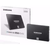 Disco Duro Sólido Samsung 850 Evo Ssd 250 Gb Nuevo Sellado