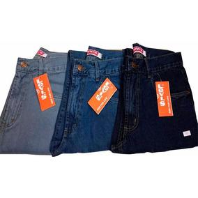 Kit 3 Calças Jeans Masculina Levis Corte Reto + Frete Grátis