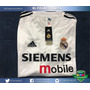 Camiseta Retro Real Madrid 2004 Zidane Ronaldo Beckham Raul