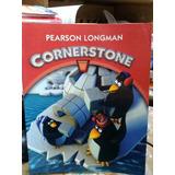 Cornerstone 1 Longman Libro Nuevo Detalle En Tapa Doblada
